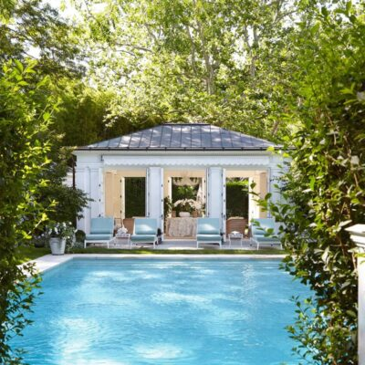 Prettiest Pool Houses & Pavilions