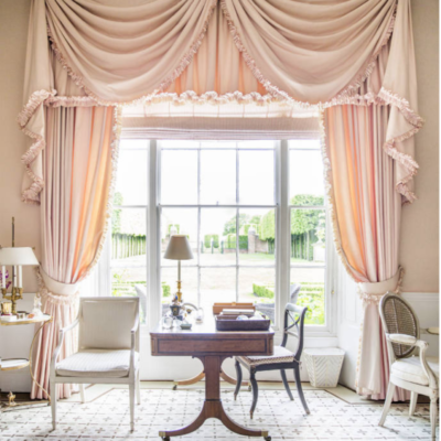 Couture Curtains are Back!