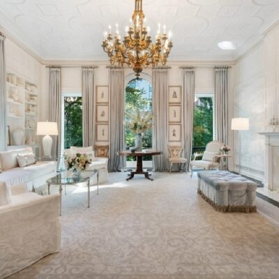 A Landmark Chicago Townhouse For Sale