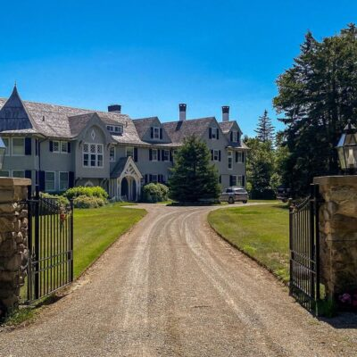 John Travolta's Historic Summer Retreat is for Sale