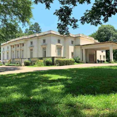 Le Petit Trianon… in Texarkansas?!