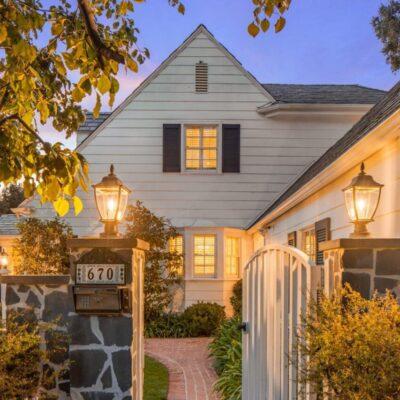 Gwyneth Paltrow's Childhood Homes for Sale