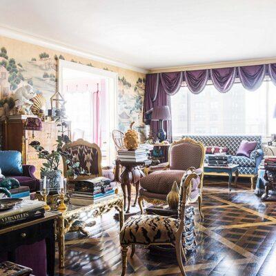 Inside Alex Papachristidis' Manhattan Home