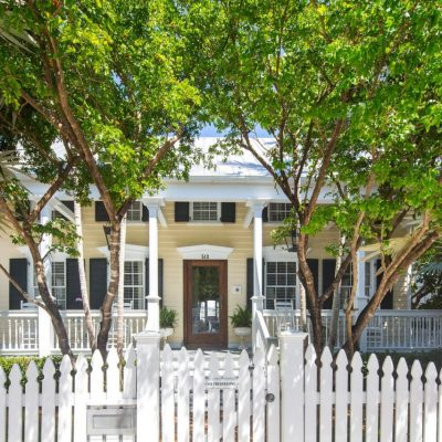 A Charming 19th Century Key West Home for Sale
