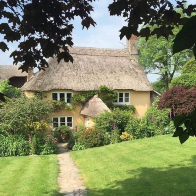 A Quintessential English Country Cottage Available for Rent