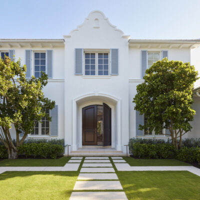 Tour a Palm Beach Home with a British West Indies Vibe