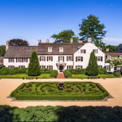 Susie Hilfiger's 18th Century Connecticut Farm for Sale