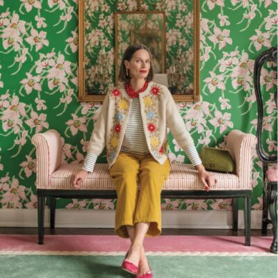 What to Wear at The Greenbrier: Frances Valentine